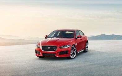 Úplne nový Jaguar XE. Športová verzia S ponúkne v atraktívnom looku až 340 koní!