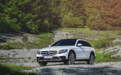 Úplně nový Mercedes-Benz třídy E ve verzi All-Terrain je jednoduchý návod na to, jak se trefně vyhnout SUV