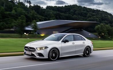 Úplne nový model od Mercedesu zaujme dizajnom, interiérom aj rekordnou aerodynamikou