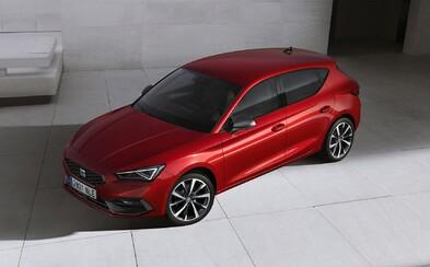 Zcela nový Seat Leon láká stylovým designem, novou palubovkou či hybridními motory