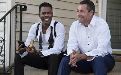 Úplne odlišní otcovia Adam Sandler a Chris Rock sa pripravujú na svadbu svojich potomkov, čo sa nezaobíde bez bláznivých situácií