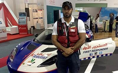 Upravený Lotus Evora sa stal najrýchlejšou záchrankou na svete, premiéru si odbije v Dubaji