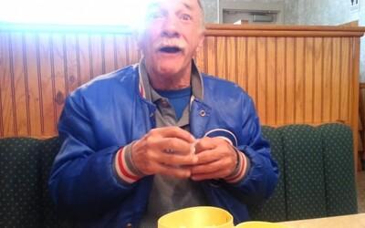 Úprimná reakcia otca, ktorý sa stane dedom