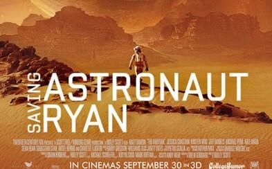 Úprimné a vtipné plagáty pre filmy nominované na Oscara vám prezradia, o čom v skutočnosti sú