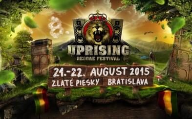 Uprising je tu už budúci víkend. Máme kompletný program a nový dokument z festivalu!