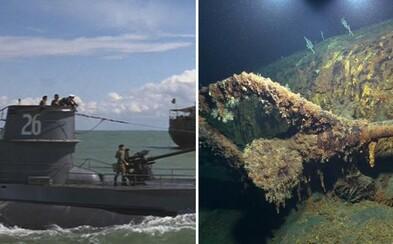 Uprostred Atlantického oceánu objavili potopenú legendárnu nacistickú ponorku. Poznáš ju z filmu Dobyvatelia stratenej archy