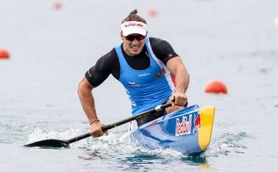 Úřadující mistr světa a olympijský reprezentant v kanoistice Martin Fuksa: Pracuj, zatímco se oni baví (Rozhovor)