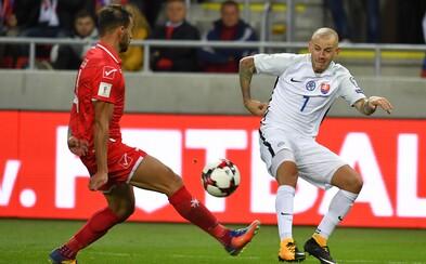 Urazený Vladko Weiss v reprezentácii skončil, pod Hapalom hrať  nechce