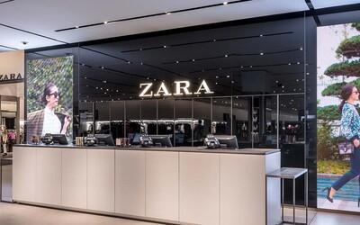 Urob si sám: Zara zavádza do svojich predajní samoobslužné pokladne