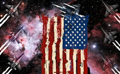USA budú mať Space Force, teda vesmírnu armádu. Plánujú aj vyslať človeka na Mesiac a Mars