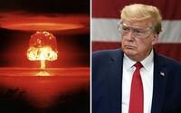 USA prý zvažovaly nový test jaderné zbraně. Mělo jít o odpověď na chování Ruska a Číny