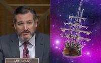 USA se musí chránit před hrozbou vesmírných pirátů, tvrdí americký senátor. Elon Musk se směje