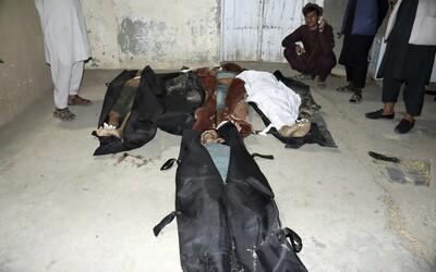 USA zabili údajného plánovača teroristického útoku v Kábule raketovým zásahom z dronu