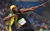 Usain Bolt opäť nedal svojim súperom žiadnu šancu a obhajuje tak olympijské zlato v behu na 100 metrov!