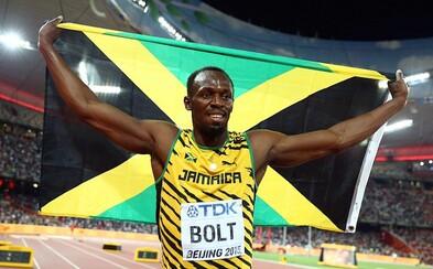 Usain Bolt ukončil kariéru. Jeho posledních sto metrů však neskončilo zlatem, jak očekával