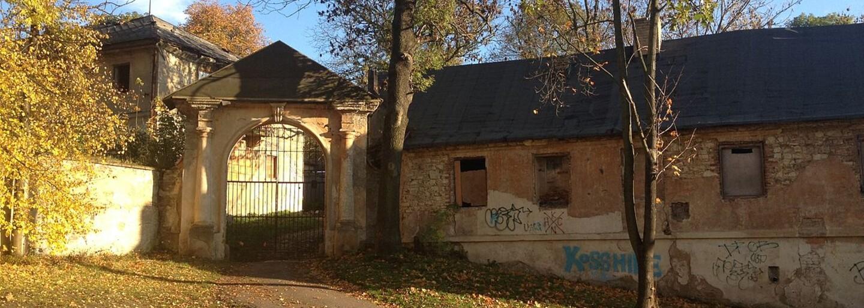 Usedlost Cibulka koupili manželé Vlčkovi. Hodlají v ní vybudovat hospic pro děti