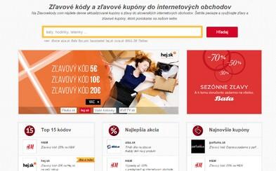 Ušetri eurá vo svojej peňaženke pri online nákupe so zľavovými kupónmi. Ako to funguje?