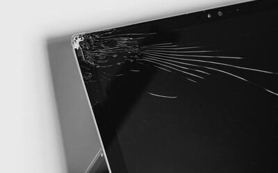 Ušetri si nervy aj peniaze pri výmene rozbitého displeja na notebooku