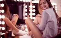 Usmievavá Gigi Hadid rozžiarila ako tvár značky Reebok jej novú kampaň