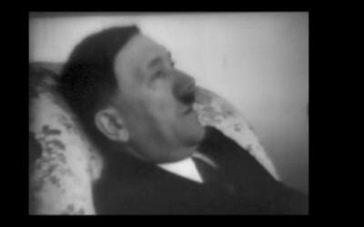 Usmívající se Hitler i Eva Braunová. Na veřejnost se dostaly nejnovější záběry ze soukromé kolekce nacistického diktátora