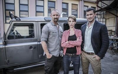 Úspešná kriminálka Za Sklom sa vracia na obrazovky. Druhá séria odštartuje už v apríli