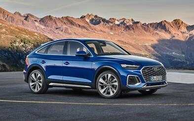Úspěšné Audi Q5 přichází poprvé i jako stylové SUV-kupé s dodatkem Sportback