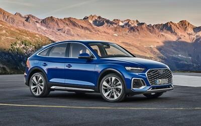 Úspešné Audi Q5 prichádza prvýkrát aj ako štýlové SUV-kupé s dodatkom Sportback