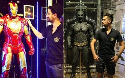 Úspešný mladý Čech Pavel Kacerle vytvára efekty pre najväčšie holllywoodske filmy a spolupracuje s Marvel (Rozhovor)