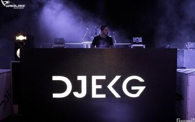 Úspešný slovenský DJ EKG odohrá už tento víkend 12-hodinový solo set. Trúfaš si na túto tanečnú výzvu?