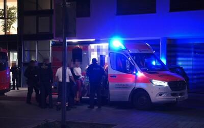 Útočník zabil syna bývalého prezidenta Německa během přednášky. Ubodal ho k smrti