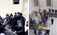 Útok v Kapitolu si vyžádal pátou oběť. Zemřel policista, který zasahoval při vpádu příznivců Donalda Trumpa