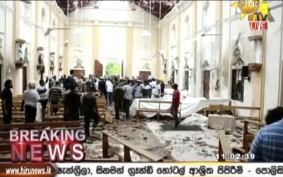 Útoky na Srí Lance pokračují. Došlo k dalším výbuchům a počet obětí stále roste