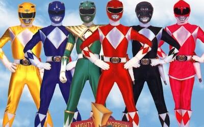 Uvidíme legendárnych Power Rangers v kinách?