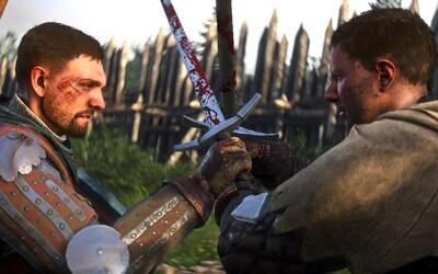 Už 3 miliony hráčů si pořídily českou hru Kingdom Come: Deliverance. Teď bude zdarma