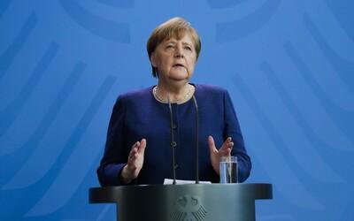Už aj Merkelová vyzvala Čínu, aby povedala pravdu o pôvode koronavírusu. Američania upozorňovali na laboratórium pred mesiacmi