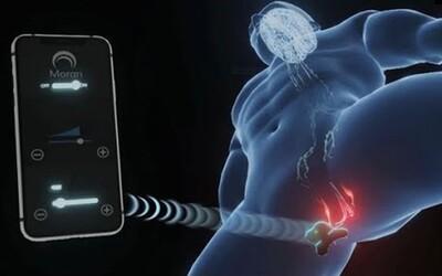 Už aj na oddialenie ejakulácie je smart zariadenie. Bluetooth náplasť ukázali na CES 2021