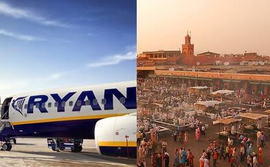 Už aj z Bratislavy si zaletíš do exotiky! Ryanair otvoril z hlavného mesta novú linku do afrického Maroka