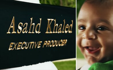 Už ako polročné dojča výkonným producentom albumu. Kto je mogul Asahd Khaled?