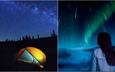 Už brzy si budeš moci objednat padající hvězdy kamkoli na světě. Japonci budou do dvou let vytvářet umělý meteorický roj
