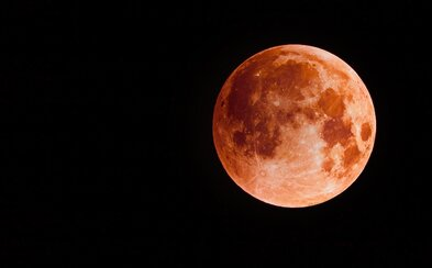 Už budúci týždeň nás čaká nádherné vesmírne divadlo. Na zatmenie Mesiaca bude zo Slovenska parádny výhľad