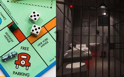 Už čoskoro sa otvorí Monopoly v realite. Nechýbajú vlakové stanice či neúprosná väzenská miestnosť