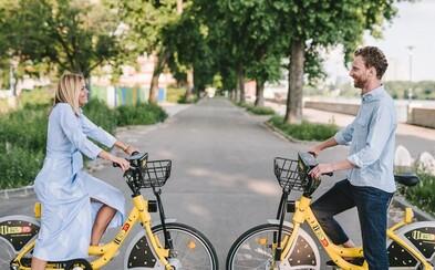 Už o dva týždne sa v Bratislave spustí prvý oficiálny bikesharing! Na 50 stanovištiach nájdeš dohromady 550 bicyklov