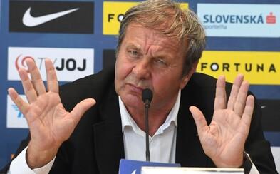 Už poznáme meno nového trénera slovenskej reprezentácie, Jána Kozáka nahradí skúsený futbalový lodivod