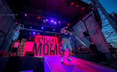 Už tento piatok Momo pokrstí album Rival 2. Chrbát mu budú kryť Ego, Pil C, Sandra, Supa aj P.A.T.