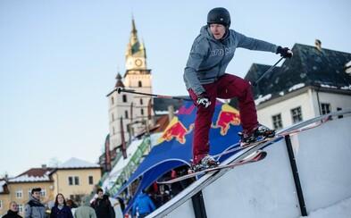 Už tento víkend bude Kremnica hostiť adrenalínovú snowboard a freeski šou STEFE Big Air v meste