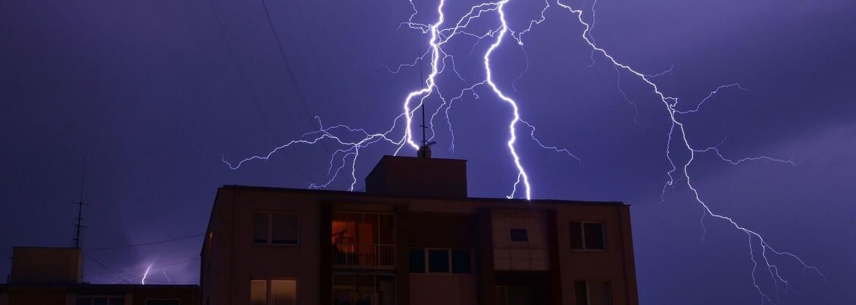 Už ve čtvrtek vystřídají letní počasí bouřky