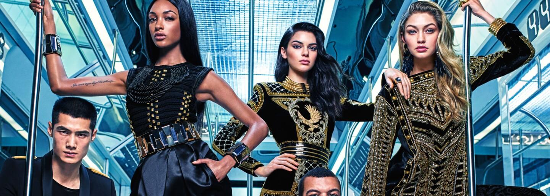 Už vieme, ako bude vyzerať takmer celá pánska ponuka H&M x Balmain