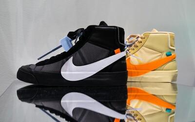Už za pár dní vycházejí očekávané tenisky z halloweenské spolupráce Nike a Off White