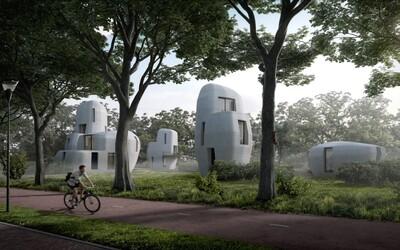 Už zanedlouho se začnou tisknout první domy z 3D tiskárny. Projekt by měl bez použití cementu chránit životní prostředí