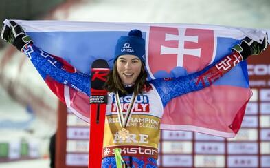 Úžasná Petra Vlhová získala bronzovú medailu v slalome na MS!